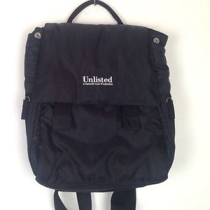 Kennth Cole UNLiSTED tech backpack.